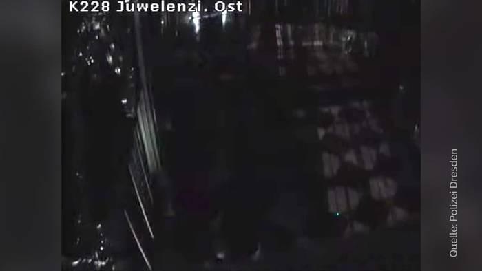 News video: Gesuchter Zwilling nach Einbruch ins Grüne Gewölbe gefasst