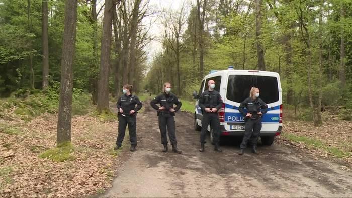 News video: Polizei findet Kinderleiche - Mutter und Kleinkind getötet