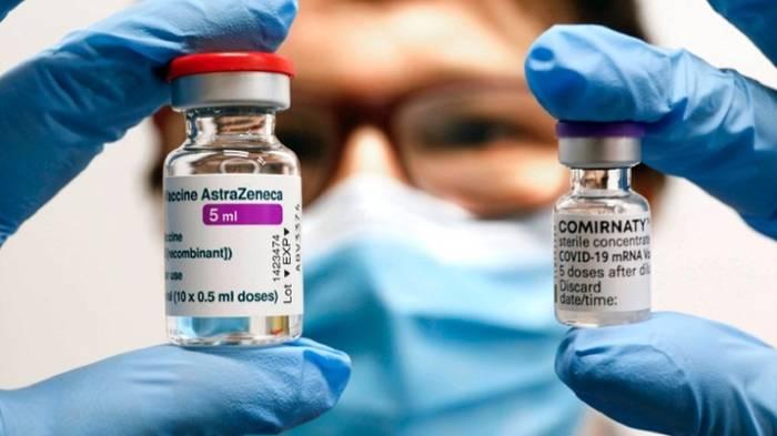 News video: Erst AstraZeneca, dann Biontech? Kreuzimpfung ist hochwirksam