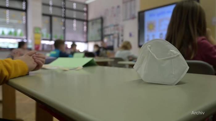 News video: Änderung bei FFP2-Maskenpflicht für Kinder geplant
