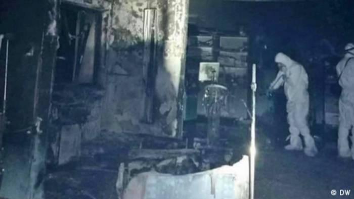 Video: Rumänien: Brennende Krankenhäuser