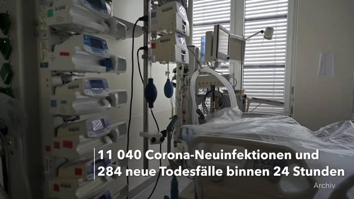 Video: Corona-Lage in Deutschland: RKI-Lagebericht vom 19. Mai