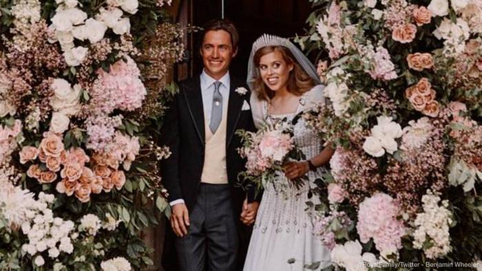 News video: Baby-Boom bei den Royals: Prinzessin Beatrice ist schwanger