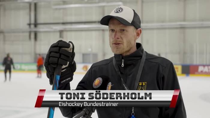 """News video: NHL-Profi Tobi Rieder vor dem WM-Start: """"Glaube, dass viel drin ist"""""""