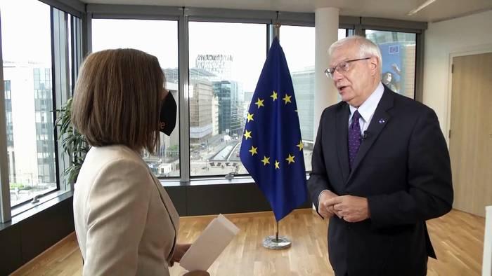 Video: Was folgt auf die Waffenruhe in Nahost? EU unterbreitet Angebot
