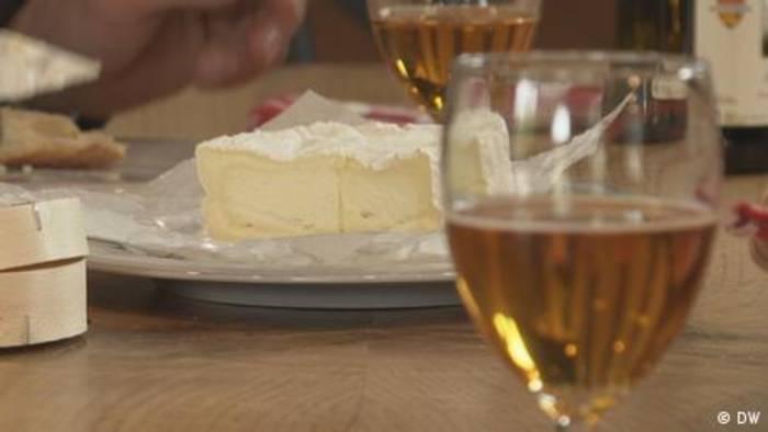 News video: Die Geheimnisse des Camembert