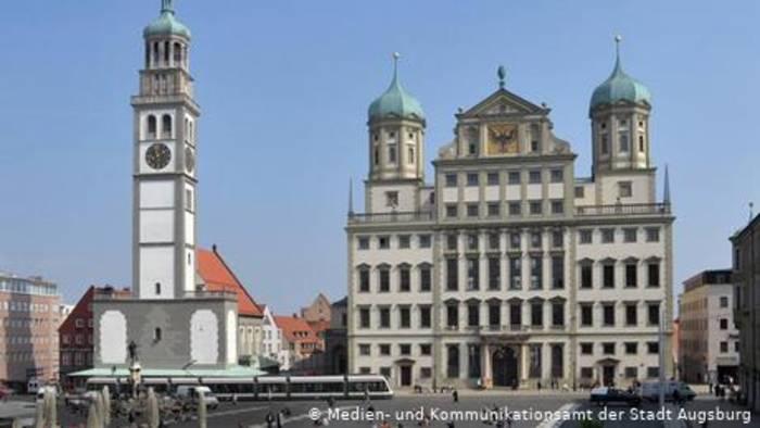 Video: Augsburg - Porträt der Fuggerstadt