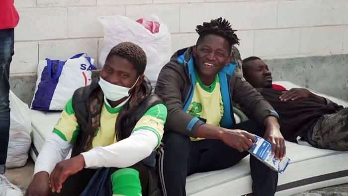 News video: Tauziehen um Schicksal von unbegleiteten Minderjährigen in Ceuta