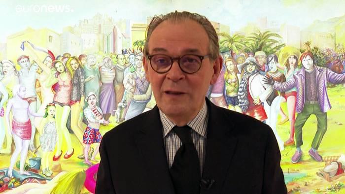 News video: Pinault Collection: Paris hat einen neuen Kunsttempel