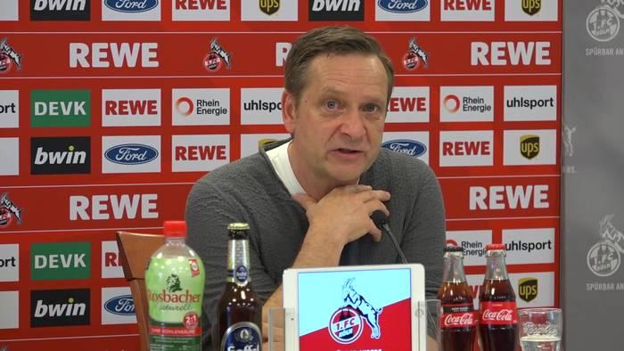 News video: Bundesliga Relegation: Darf der 1. FC Köln sein Heimspiel per Sondergenehmigung vor Zuschauern austragen?