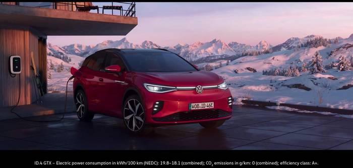 News video: Der neue Volkswagen ID.4 GTX