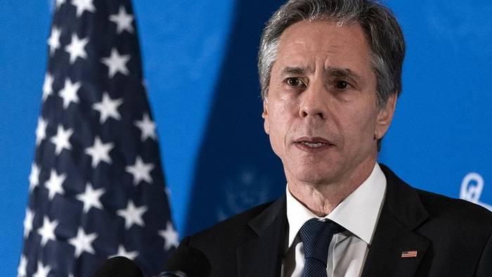 News video: US-Außenminister Blinken: Vermittlungsversuche in Nahost