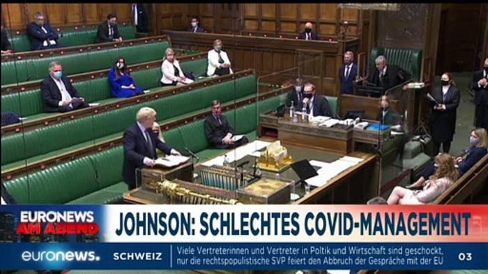 News video: Was an diesem Mittwoch wichtig ist - Euronews am Abend am 26.05.