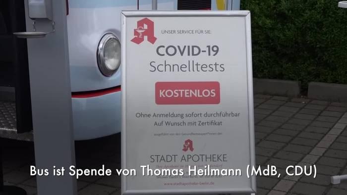 Video: Berlin: Bundesgesundheitsminister Jens Spahn eröffnet