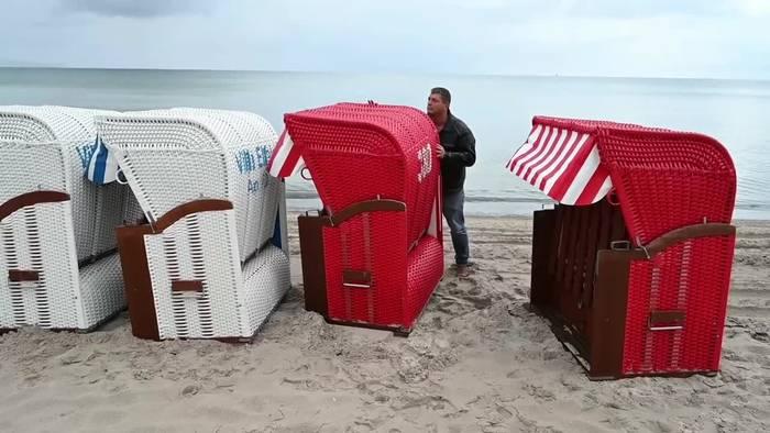 News video: Mecklenburg-Vorpommern: Neustart für den Tourismus