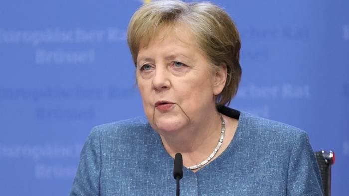 News video: Angela Merkel: Kein Wahlkampf für Armin Laschet - das steckt dahinter