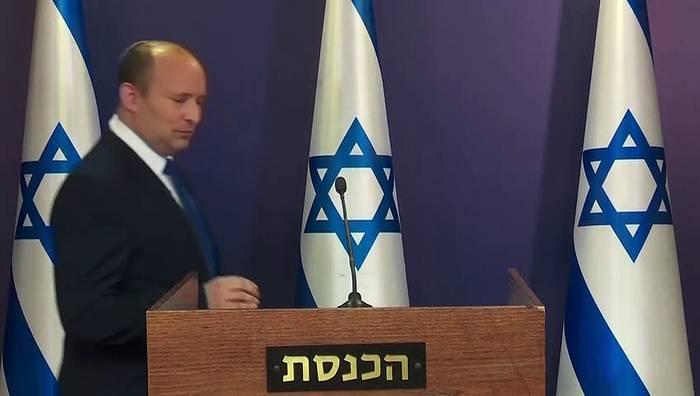 News video: Regierungsbildung in Israel: Bündnis ohne Netanjahu wahrscheinlich