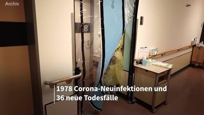 Video: Corona-Lage in Deutschland: RKI-Lagebericht vom 31. Mai