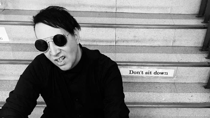 Video: Vergewaltigung: Neuer Vorwurf gegen Marilyn Manson