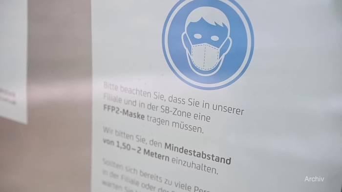 News video: Fällt bald die Maskenpflicht?