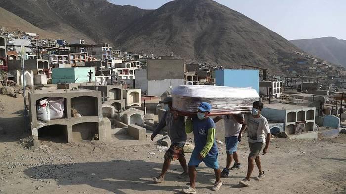 News video: Peru: Covid-19-Opferzahl mehr als doppelt so hoch wie bisher bekannt
