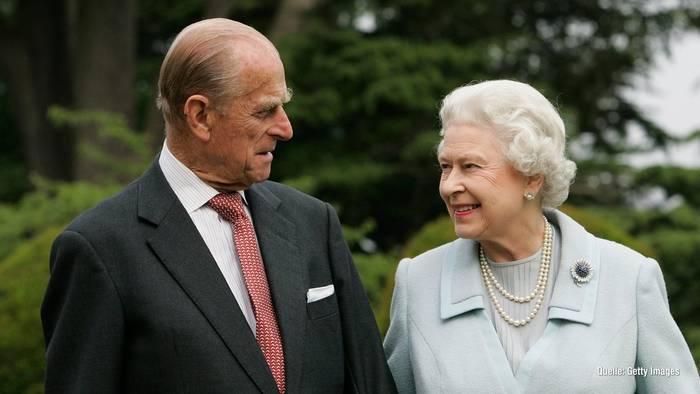 News video: Queen ehrt Prinz Philip (✞): Ausstellung zu seinen Ehren startet
