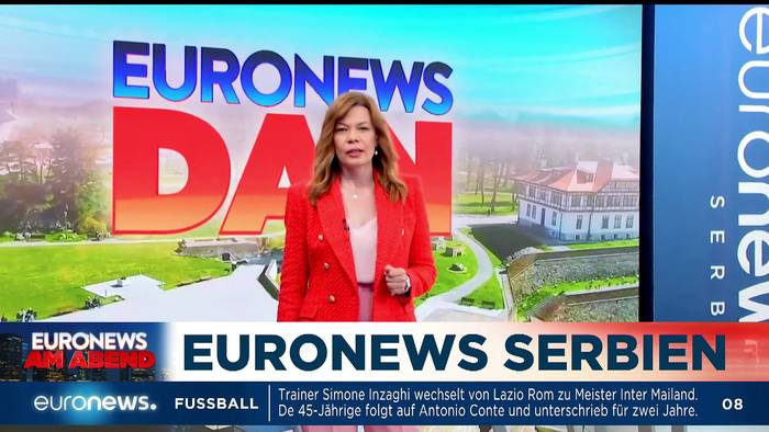 News video: Was wird anders im Sommer-Urlaub 2021? Euronews am Abend am 03.06.