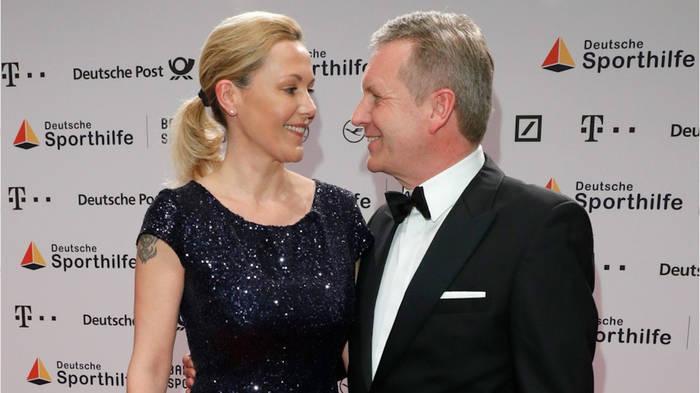 News video: Liebescomeback bei Bettina und Christian Wulff