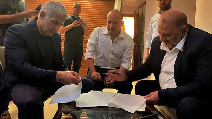 News video: Israel vor Neubeginn: Koalition steht