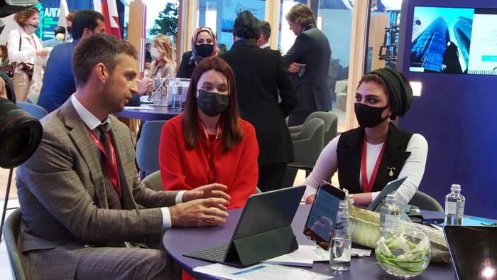News video: St. Petersburger Wirtschaftsforum: Gute Geschäfte trotz Spannungen und Sanktionen