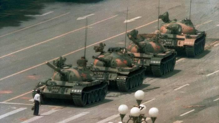 News video: Tian'anmen-Jahrestag: Demokratie-Aktivistin in Hongkong festgenommen