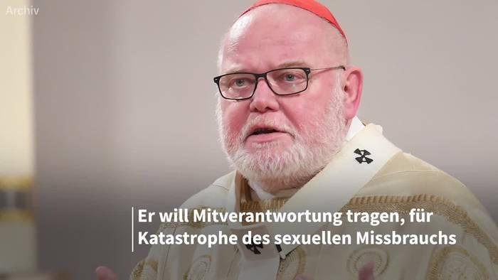 News video: Kardinal Marx bietet Papst seinen Rücktritt an