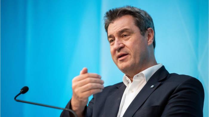 Video: Kontaktbeschränkungen und Co.: Bayern lockert großzügig