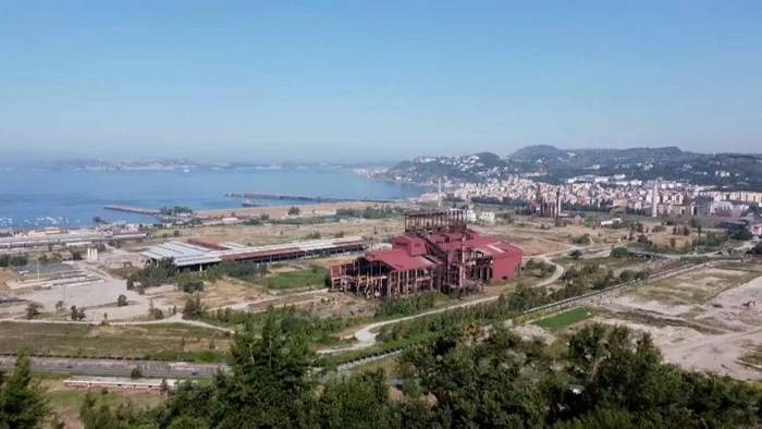 News video: Neustart nach Covid-19: Signale aus Ex-Stahlwerk in Neapel