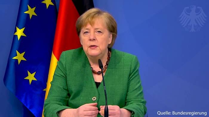 News video: Bundeskanzlerin: Entschlossen für den Erhalt unserer Umwelt handeln!