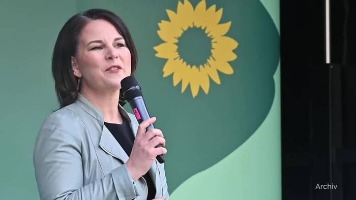 News video: Annalena Baerbock präzisiert Angaben zu Lebenslauf