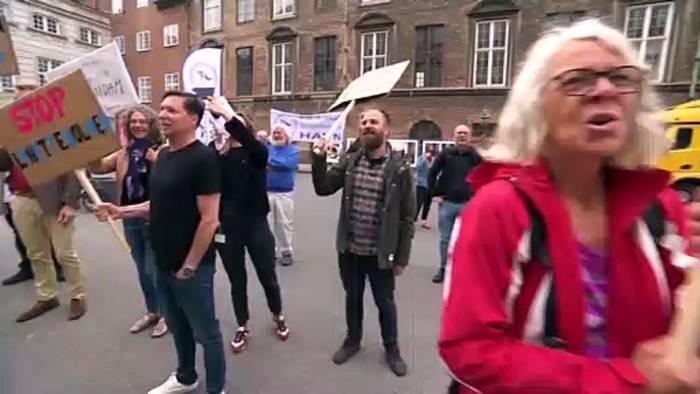 Video: Künstliche Halbinsel soll Kopenhagen vor Überschwemmungen schützen