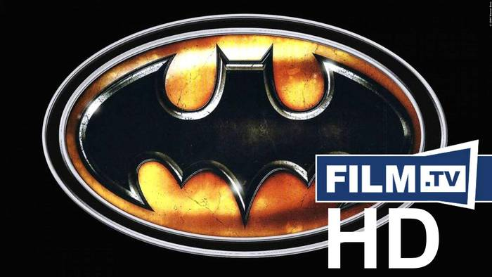 News video: Batman Trailer Deutsch German (1989)