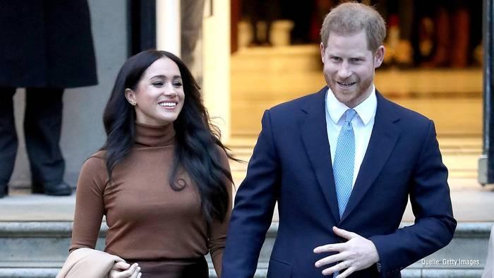 News video: Prinz Harry & Meghan: Baby ist da & DAS steckt hinter dem Namen