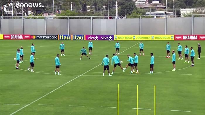 News video: Copa auf der Kippe? Brasiliens Stars flirten mit Boykott