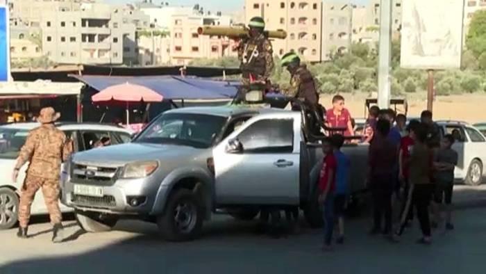 News video: Israel verbietet Flaggenmarsch in Jerusalem