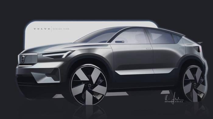 News video: Der Volvo C40 Recharge - Vertraute DNA in neuer Ausdrucksform