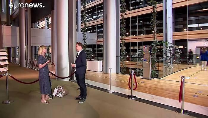 News video: Wegen Interessenkonflikt: EU-Parlament will gegen Babiš vorgehen