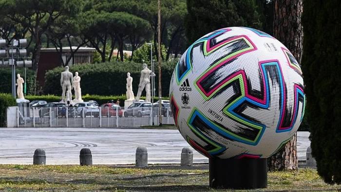 Video: Rom bereitet sich auf Eröffnungsspiel der EM vor