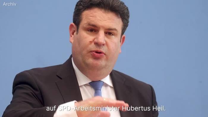 Video: Söder erhöht im Maskenstreit Druck auf Arbeitsminister Heil