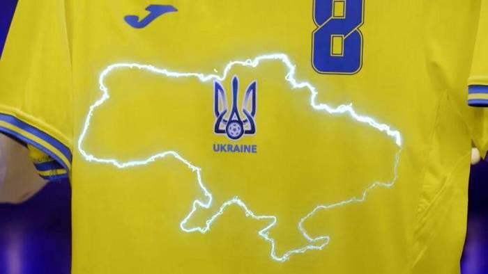Video: Ukraine muss EM-Trikot ändern
