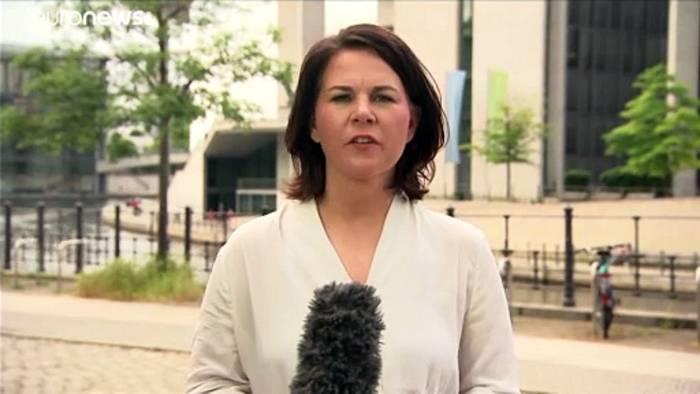News video: Warum der Absturz von Annalena Baerbock (40)?