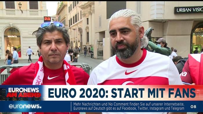 Video: Bald ohne Corona? G7, Grüne und Schweden - Euronews am Abend am 11.06.