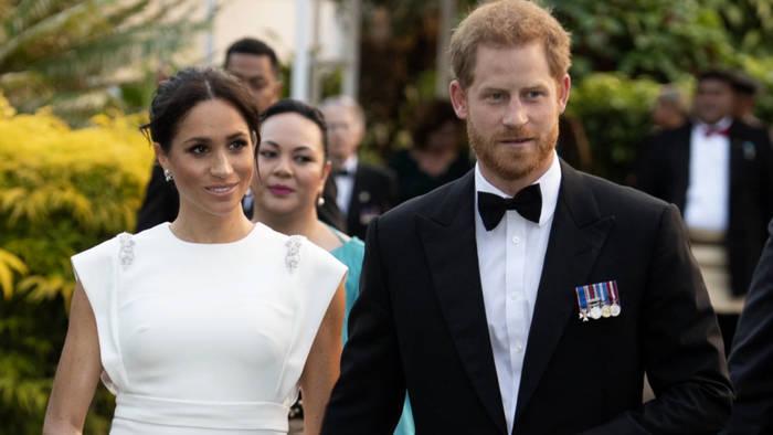 News video: Prinz Edward über den Zoff mit Harry und Meghan: