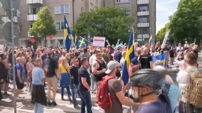News video: Sorge um Covid-19 in Schweden? Mehr als 70 Fälle der Delta-Variante